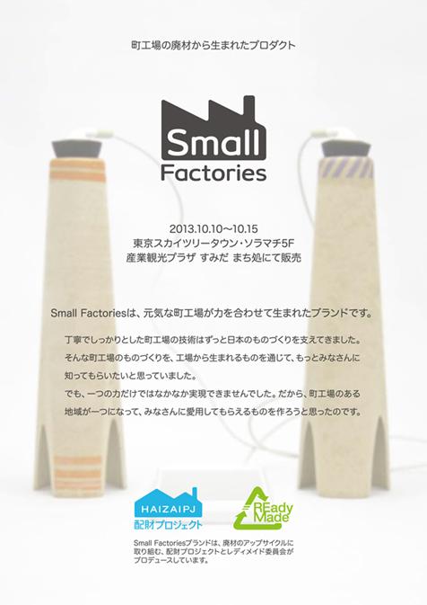 Samll Factories